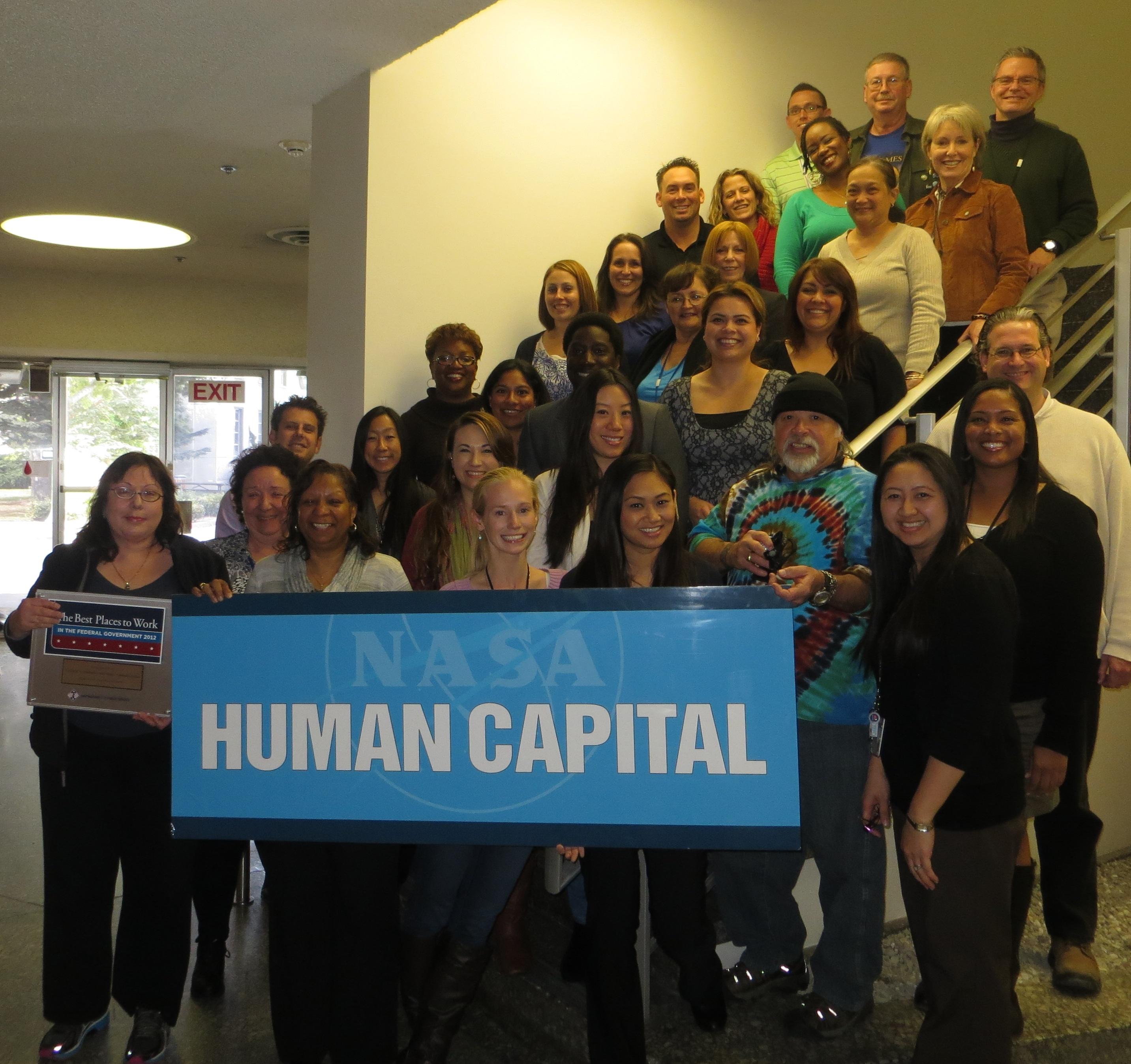 ARC Human Capital Staff