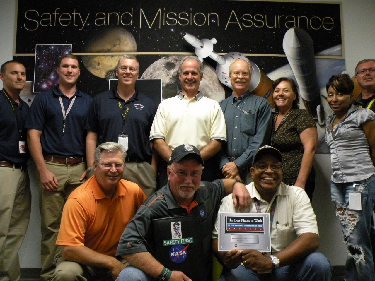 KSC safety and mission assurance