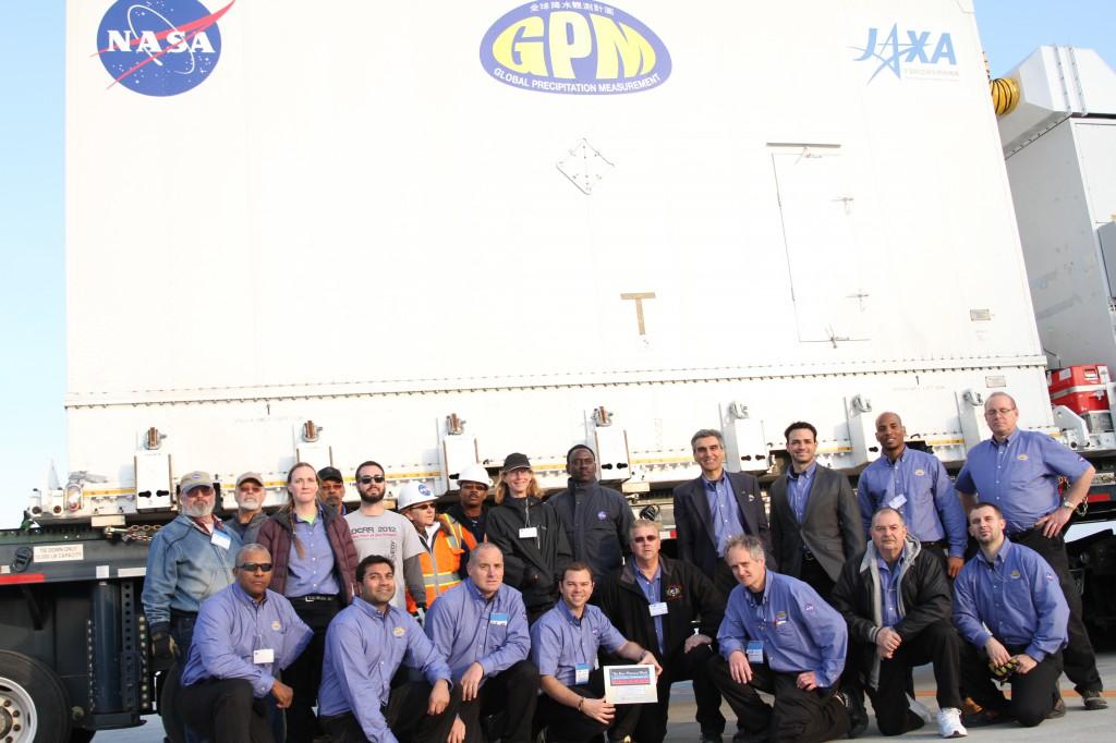 GPM C5 Cargo Plane Shipping Crew