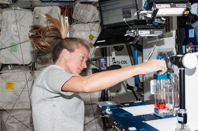 space science experiments - photo #28