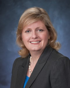 NASA's International Space Station Chief Scientist Julie Robinson, Ph.D. (NASA)