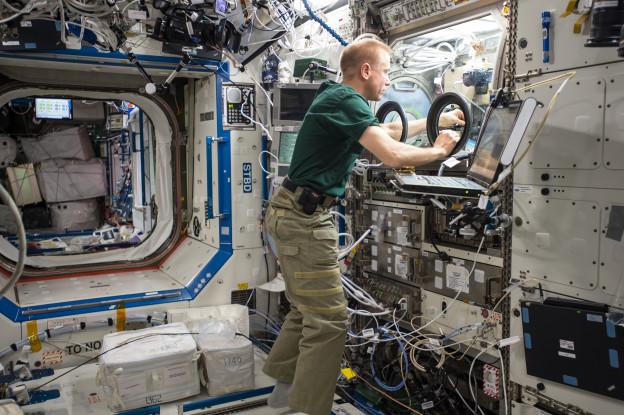 Science in Short: BASS-M, Igniting Innovation on the Space Station