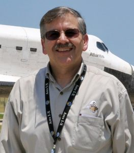 Frank Bauer, ARISS International Chair.