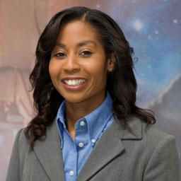 Astronaut Stephanie Wilson