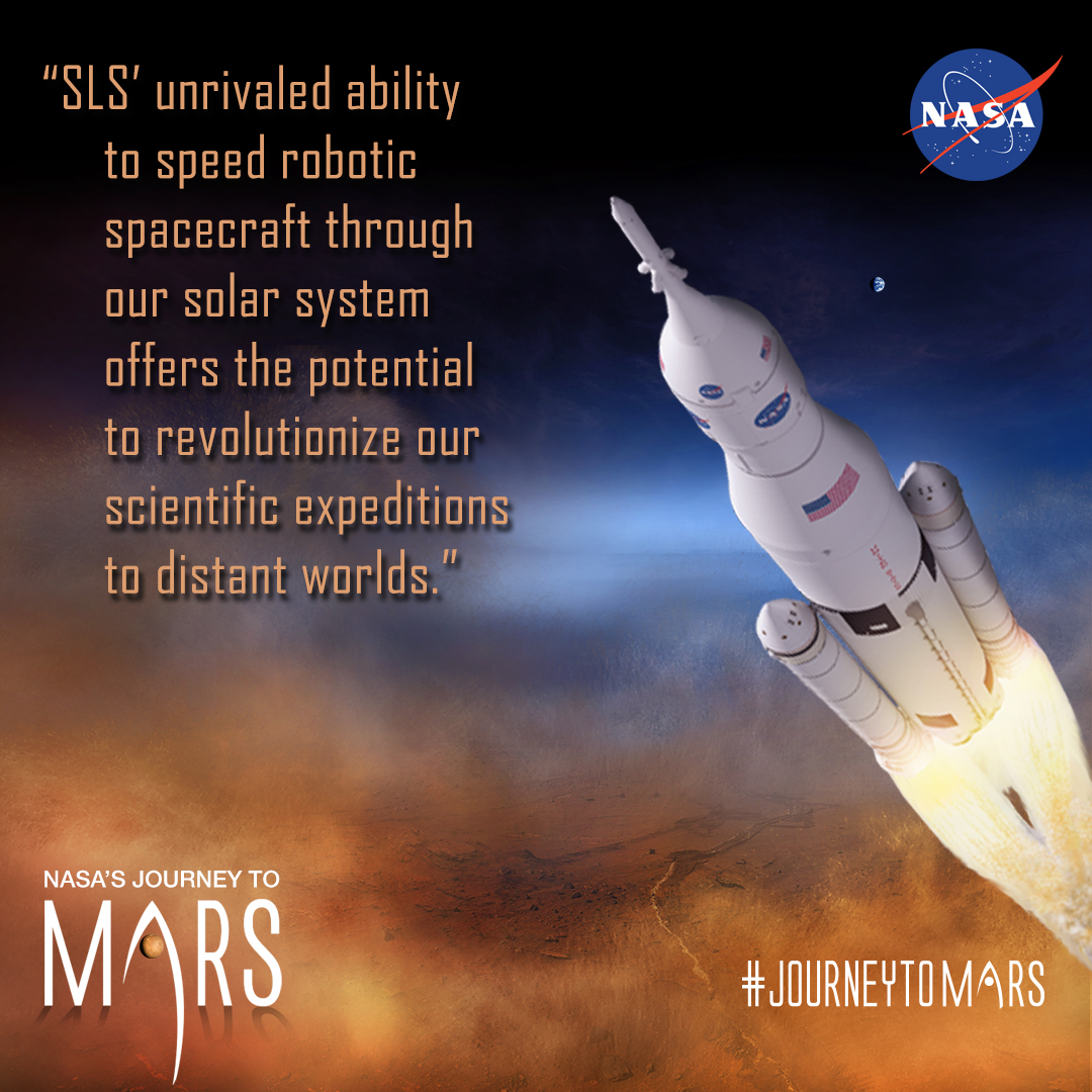 SLS – Page 3 – Rocketology: NASA's Space Launch System