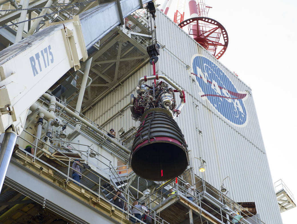 The Path to the Pad | Rocketology: NASA's Space Launch System