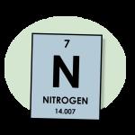 Nitrogen doodle