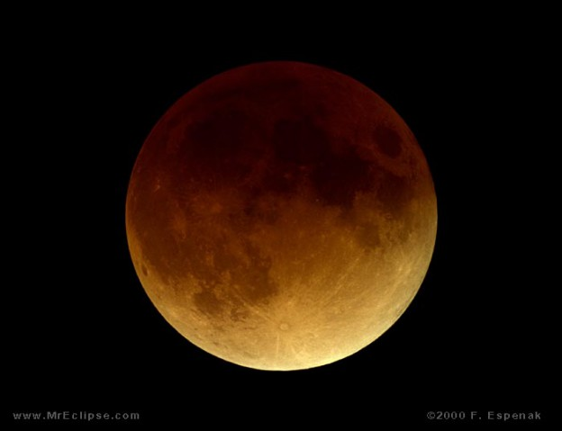 Stay 'Up All Night' to Watch the Lunar Eclipse!