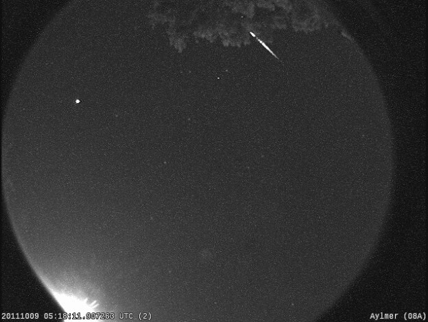 Draconid Meteor Shower Peaks October 8