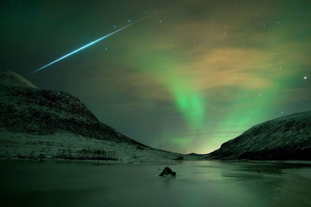 Join NASA's Geminid Meteor Shower Tweet Chat on December 13-14