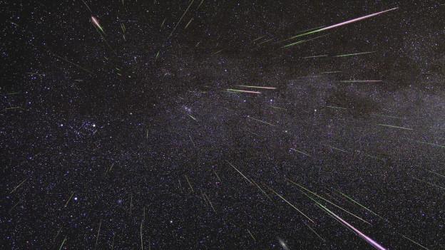 Look Up! Perseid Meteor Shower Peaks Aug. 11-12