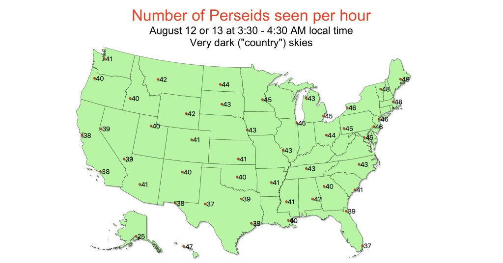 Perseids in Country
