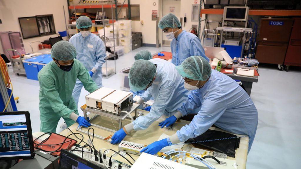 The OMOTENASHI (Outstanding MOon exploration Technologies demonstrated by NAno Semi-Hard Impactor)