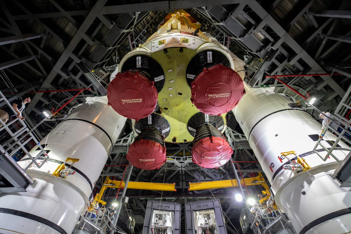 Space Launch System core stage