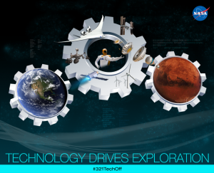 NASA's new technologies in development will be usable across many missions.