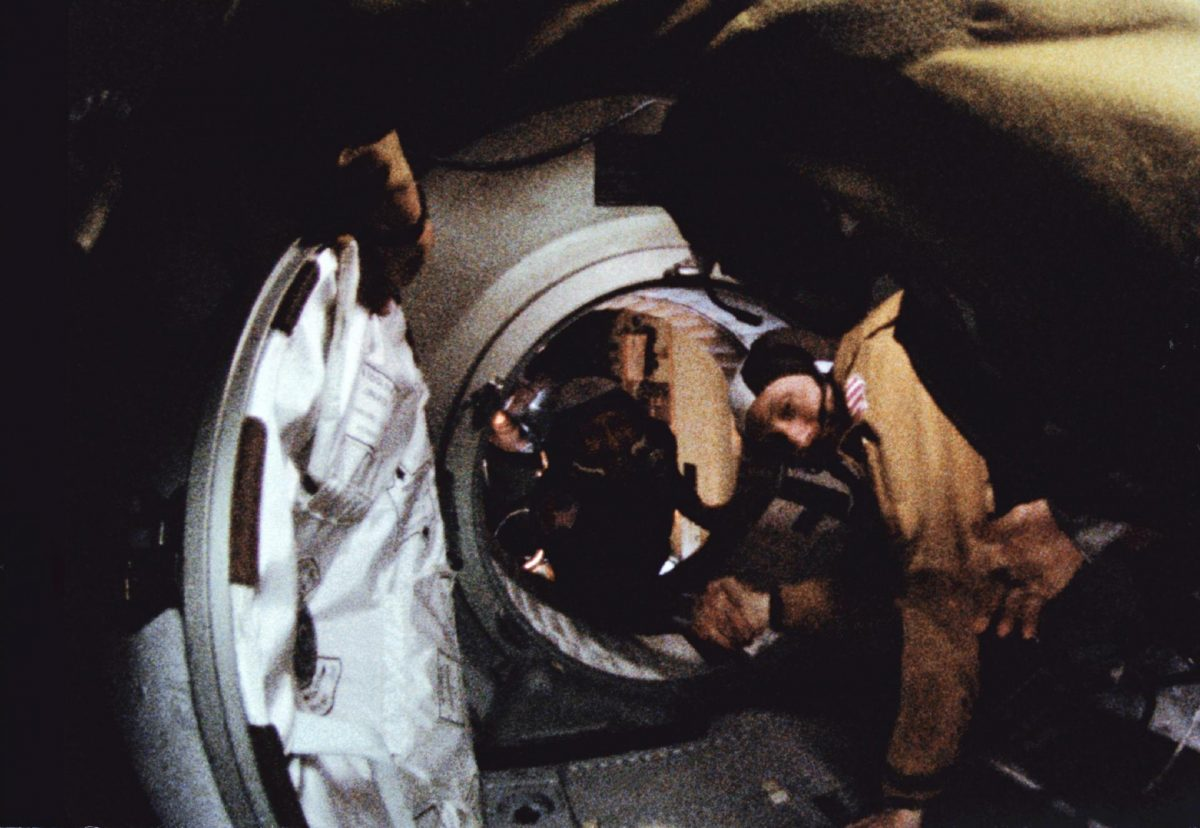 45th Anniversary of the Apollo-Soyuz Test Project