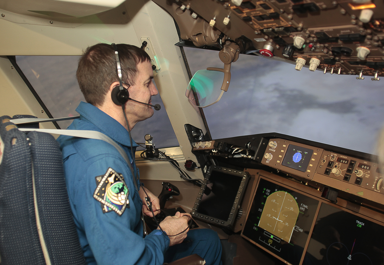 Match The Flight Deck Commercial Crew Program