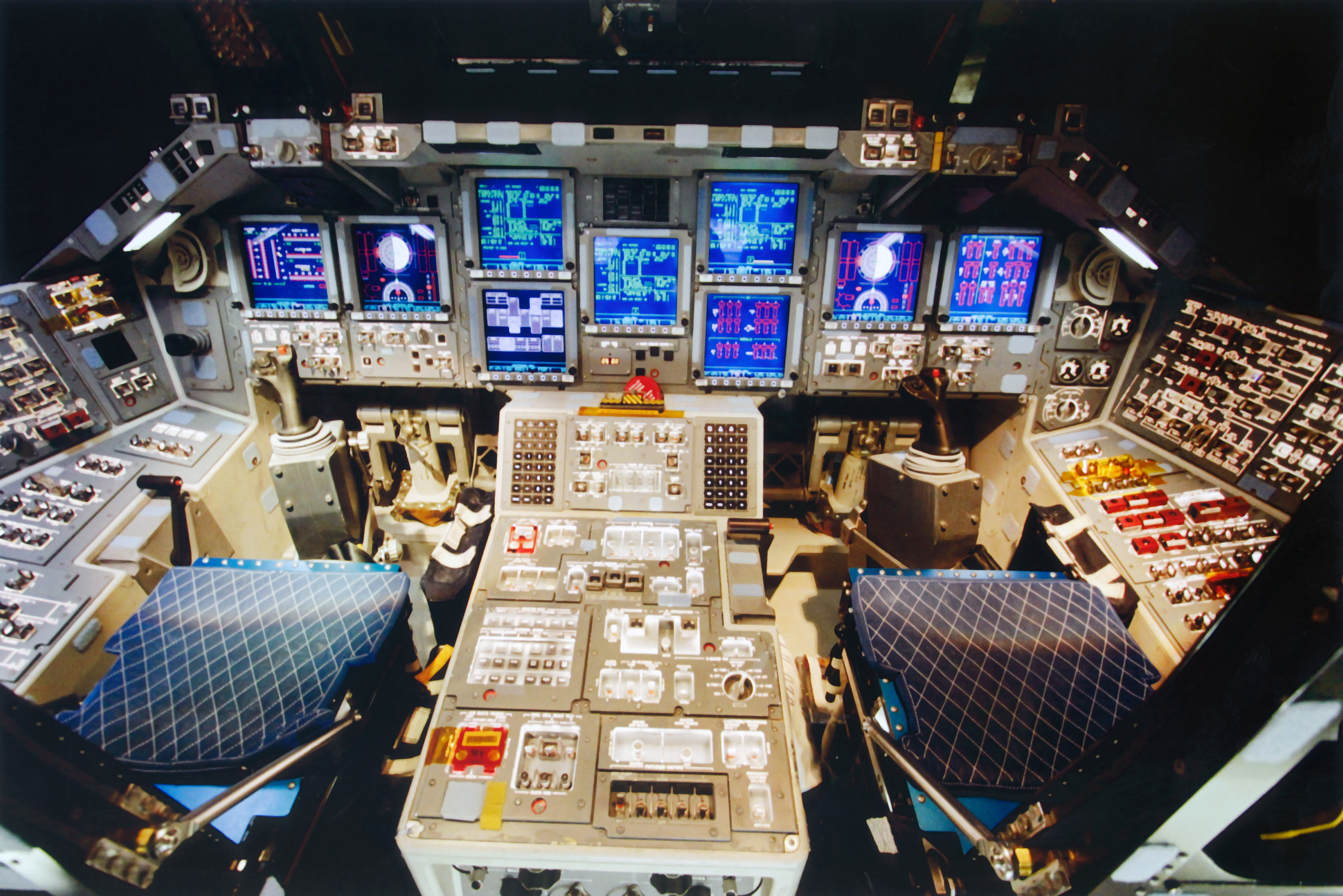 boeing spacecraft cockpits-#47