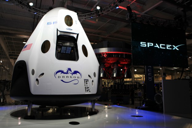 SpaceX Unveils Dragon V2