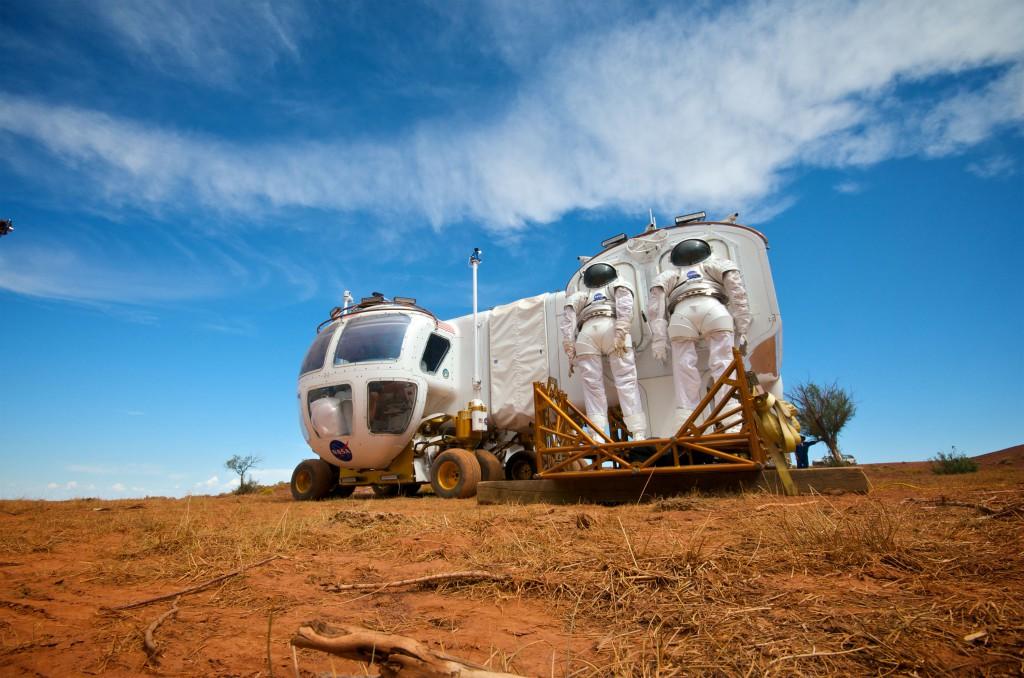 Mars-desertrats