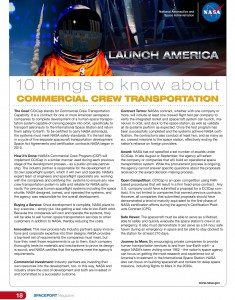 Spaceport Magazine – September 2014 18