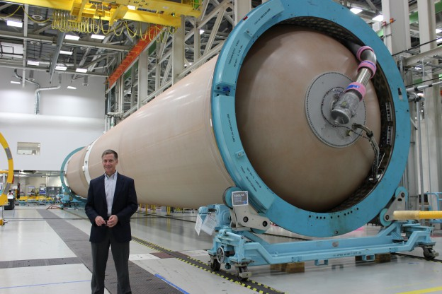 Rockets for Commercial Crew Spacecraft Launches Coming Together