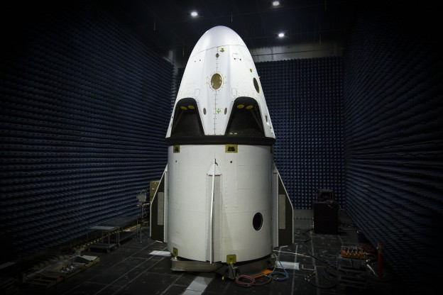 SpaceX Targets May 6 for Pad Abort Test of New Crew Spacecraft