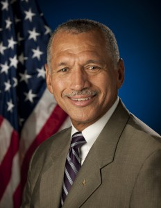 Charles F. Bolden Official Portrait