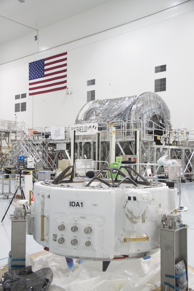 Docking Adapter to Set Stage for Commercial Crew Craft