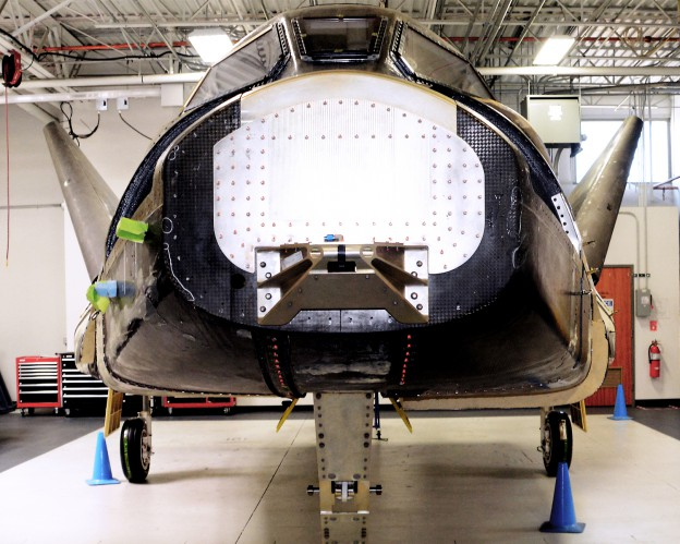 Dream Chaser Prepares for Flight