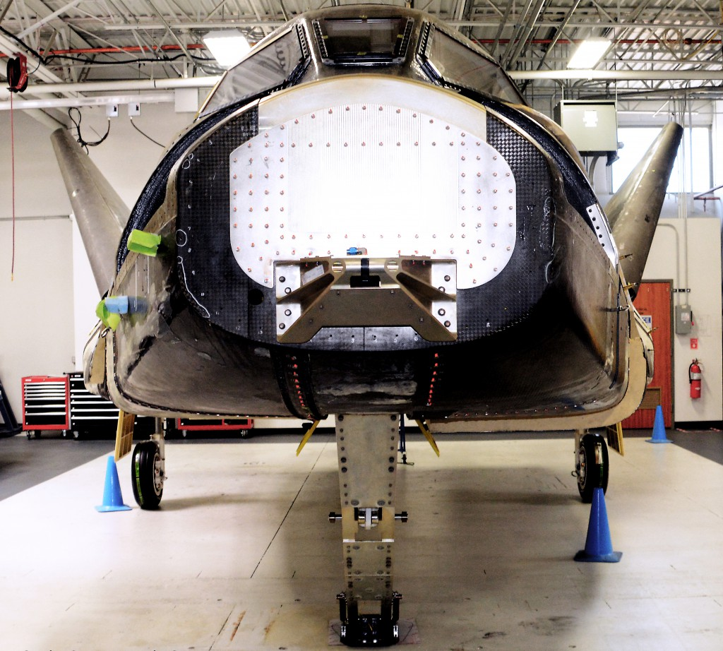 Sierra Nevada Corporation Dream Chaser June 2015-blog