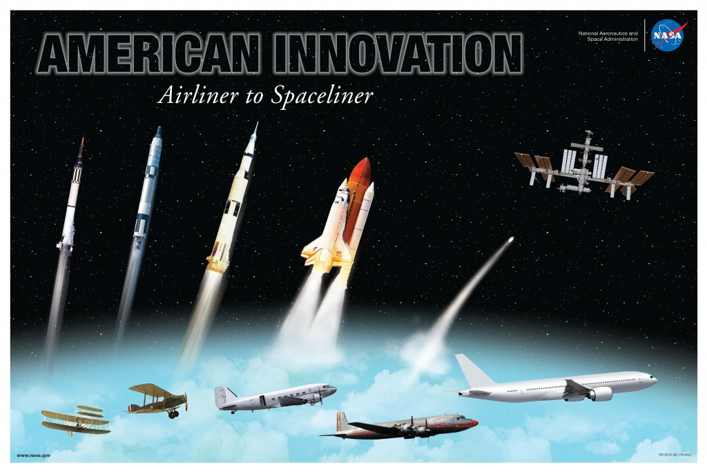 Airliner_to_Spaceliner_Mini_Poster