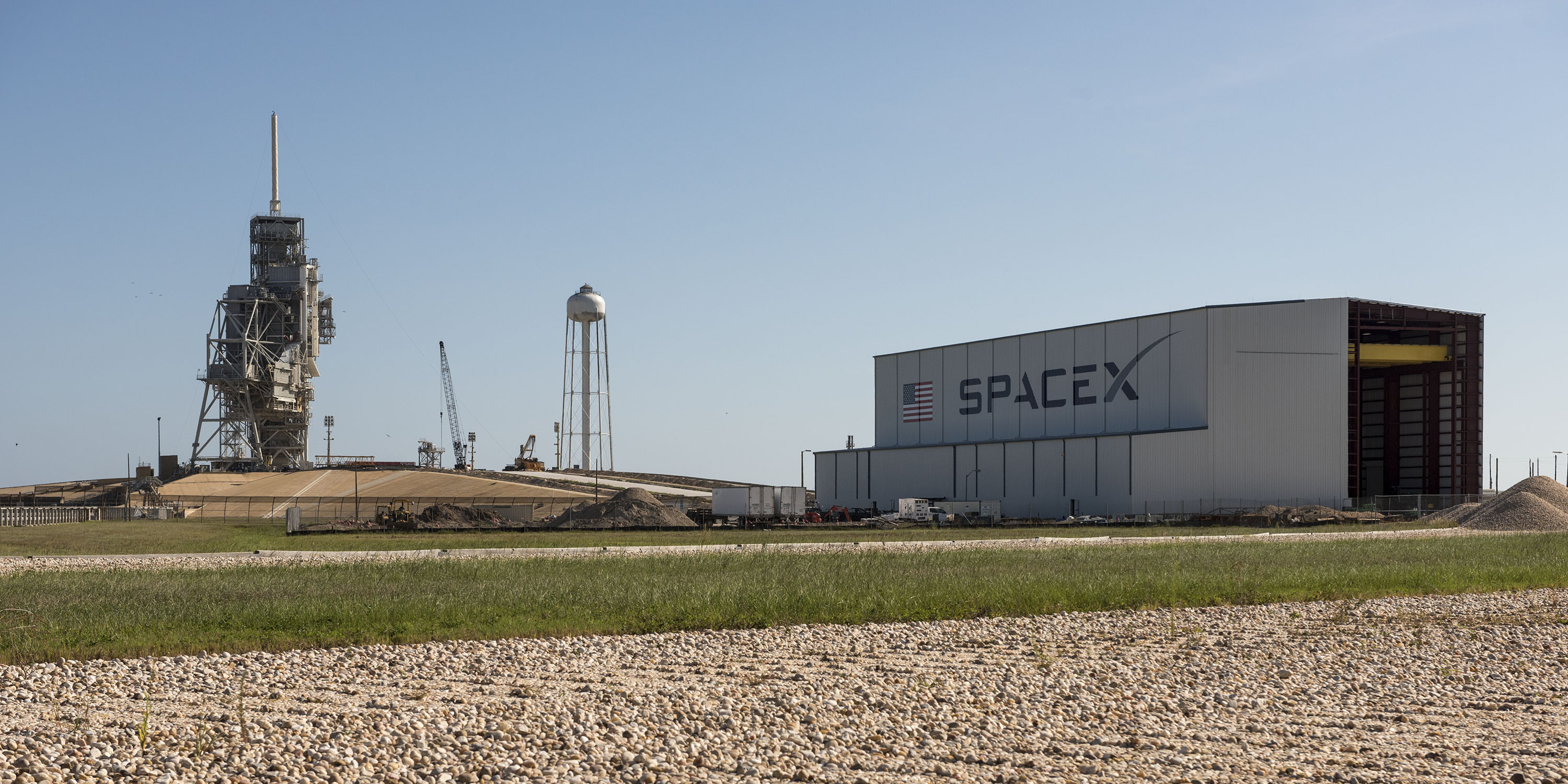 SpaceX Completes Road to Launch Pad – Commercial Crew Program