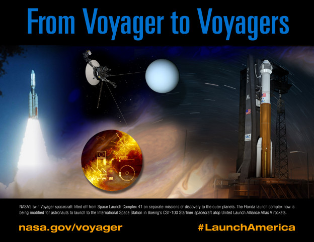 From Voyager to Voyagers