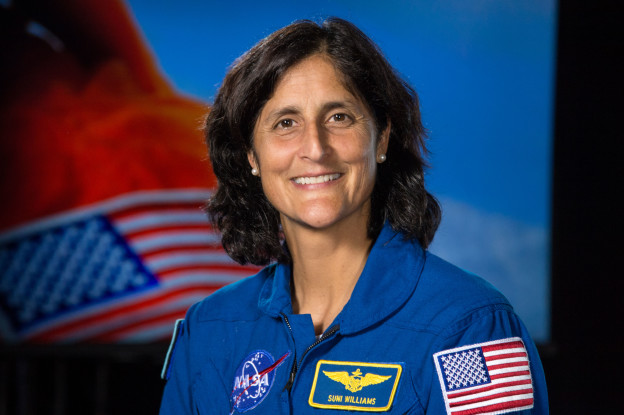 AstroViews: Suni Williams