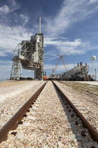 Shots of Pad 39A for Commerical Crew Program (CCP).