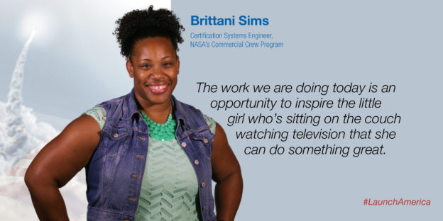 I Will Launch America: Brittani Sims