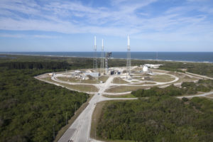 Wide Angle Photos of SLC-41 from VIF