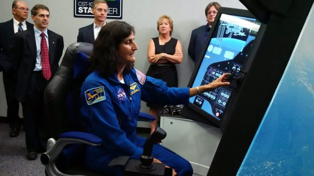 Boeing Unveils New Home for Starliner Trainers