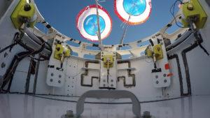 Starliner-ParachuteTestopening