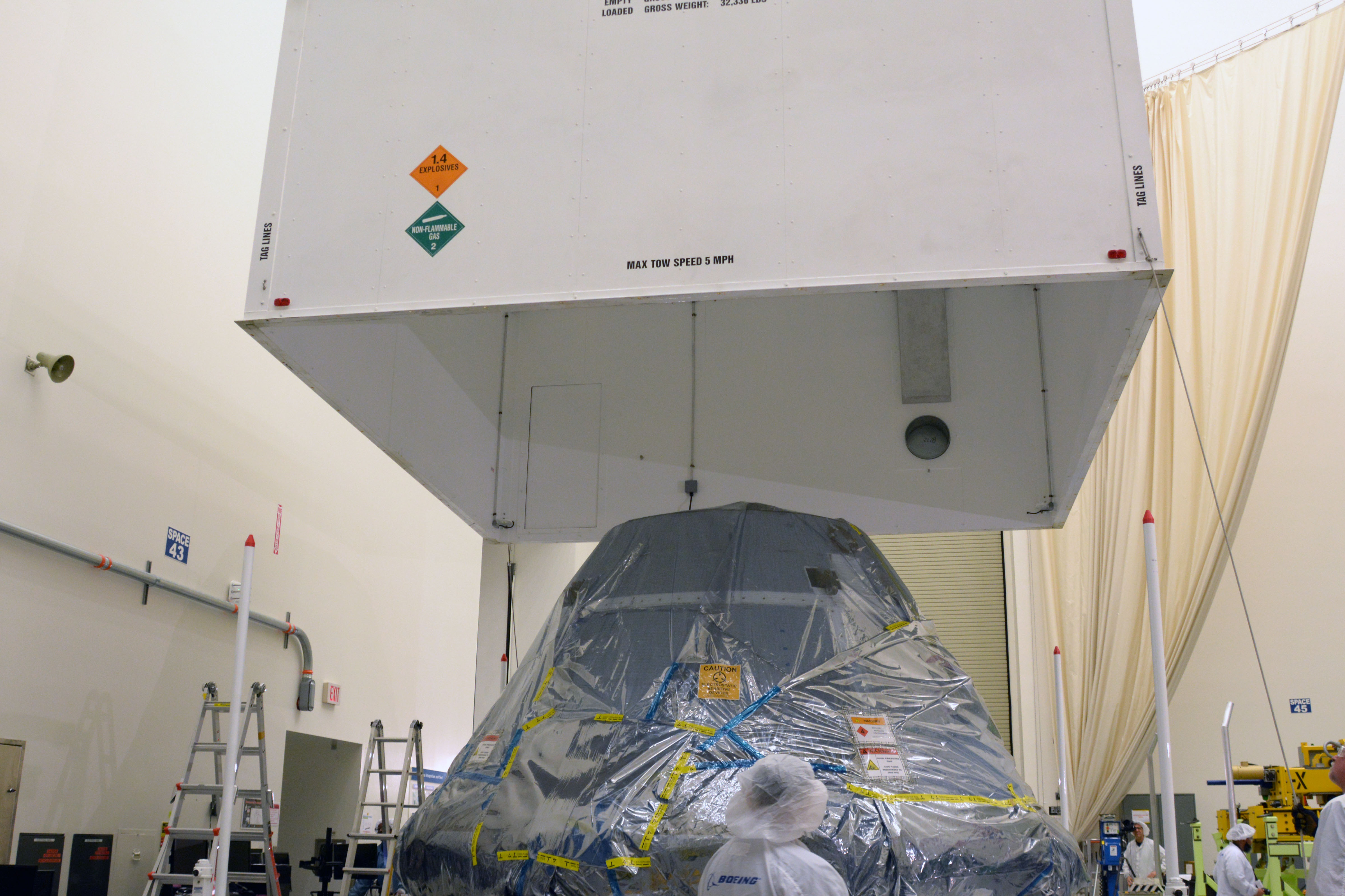 Boeing Orbital Flight Test