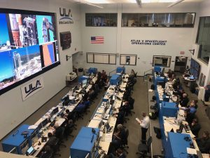 Atlas Spaceflight Operations Center