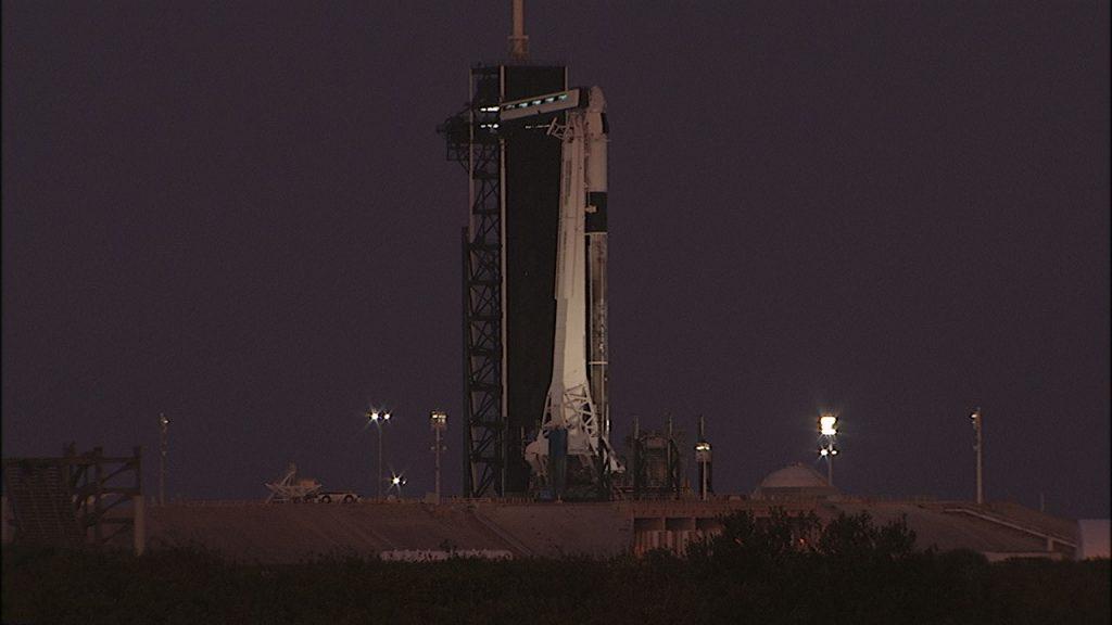 SpaceX In-Flight Abort L-0