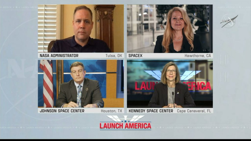 The Commercial Crew and International Space Station overview news conference
