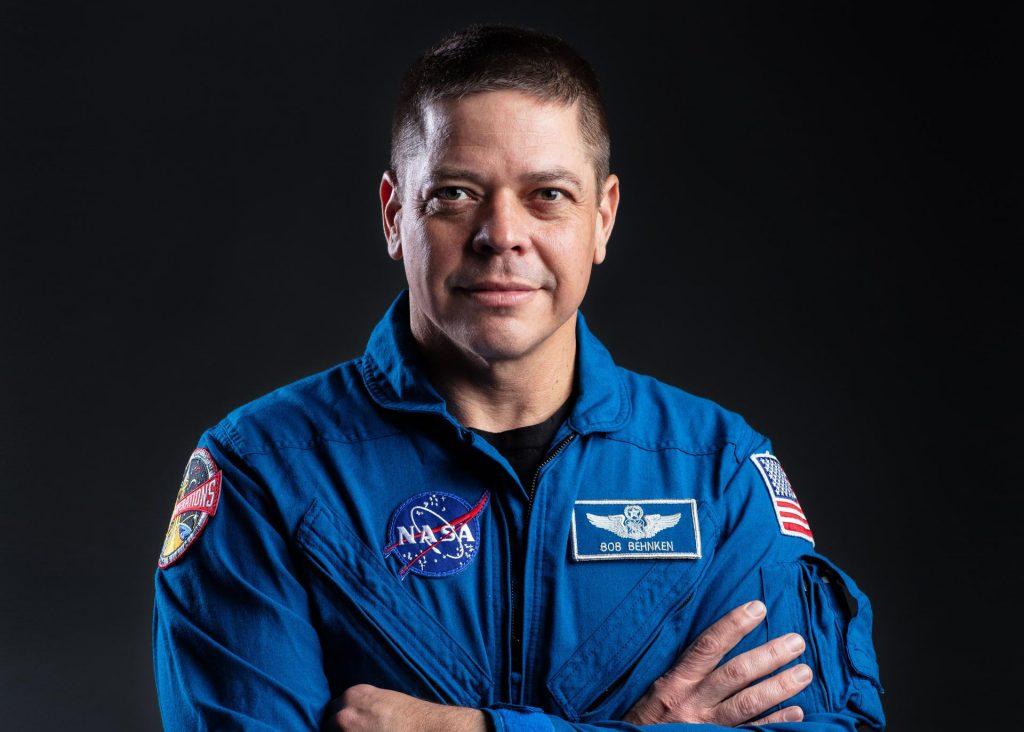 NASA astronaut Robert Behnken.