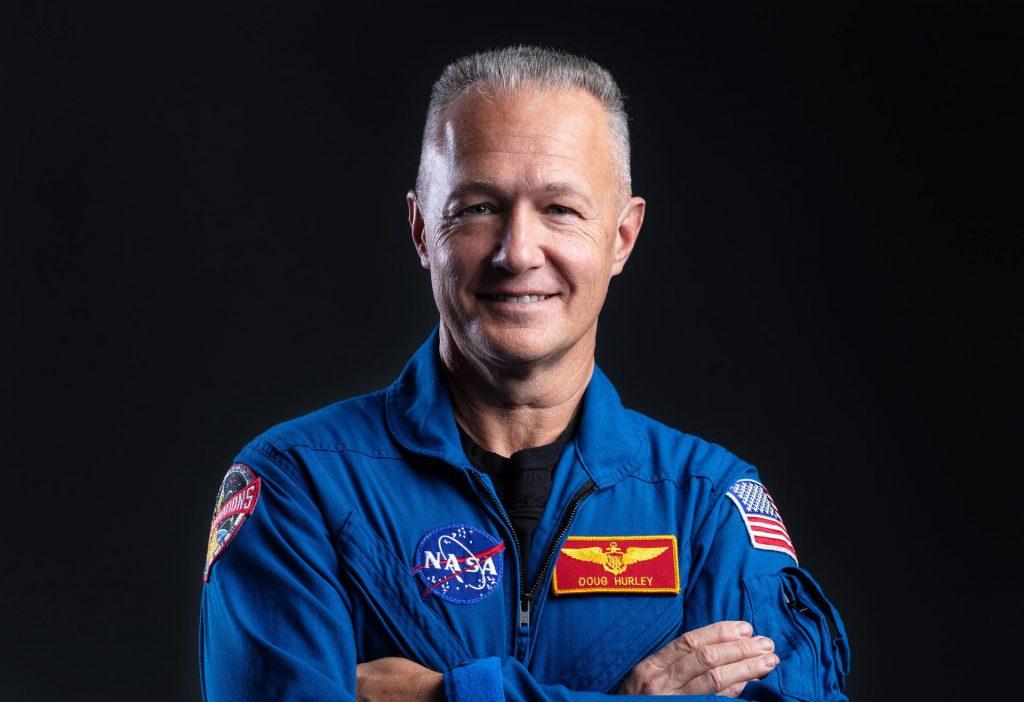 NASA astronaut Douglas Hurley.