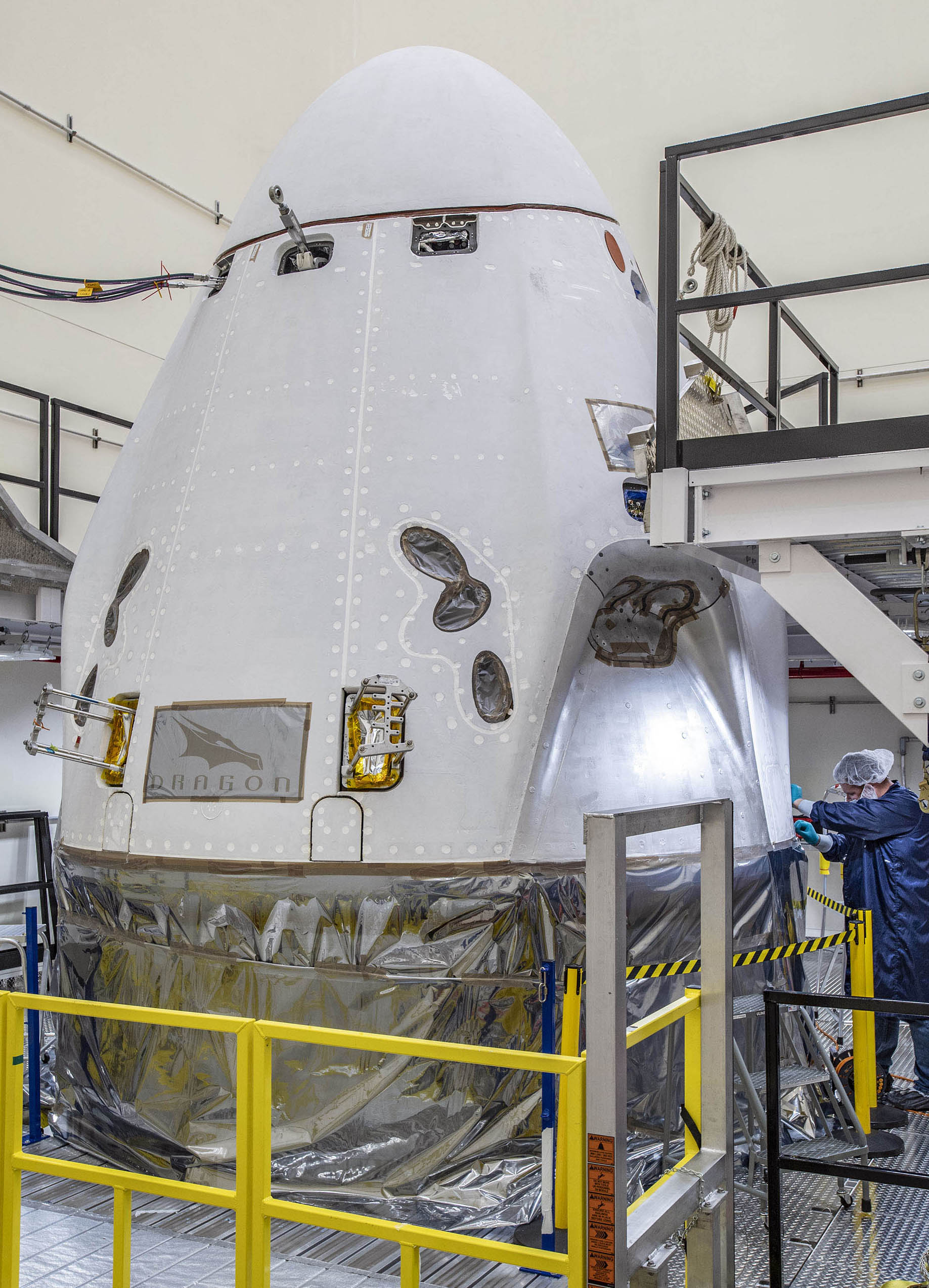 NASA's SpaceX Crew-1 mission