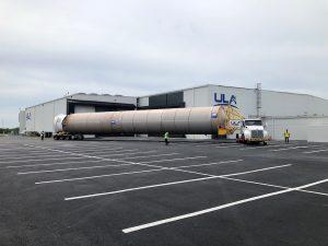 ULA Atlas V rocket