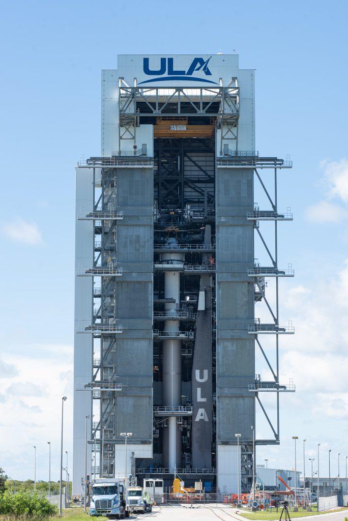Atlas V, Starliner in VIF