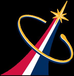 The official logo for NASA's Commercial Crew Program.